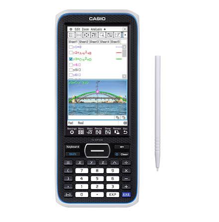 Räknare Casio ClassPad II