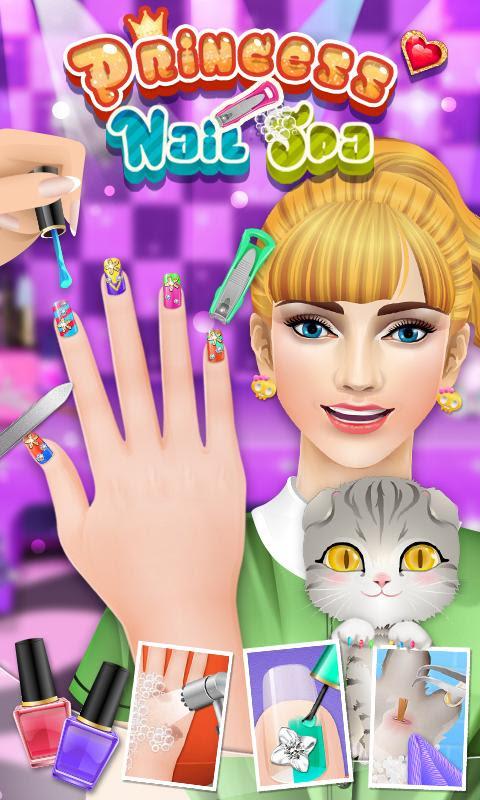 Princess Nail Salon - Apps on Google Play