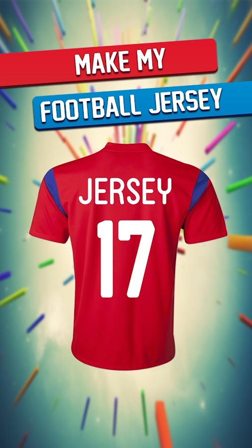 How to Make a Football Jersey