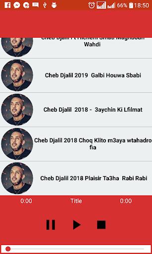 جميع اغاني الشاب جليل 2019  Chabe Djalile 2019 rai