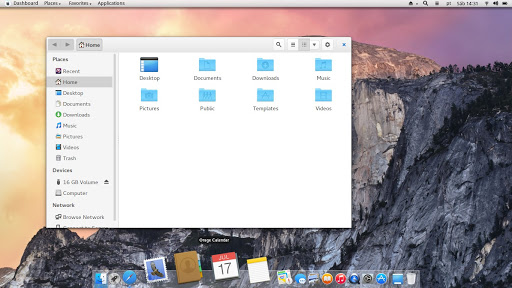 Gmac OS File Manager