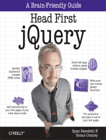 Read Head First jQuery Online by Ryan Benedetti and Ronan Cranley | Books