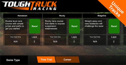 Tough Truck Racing screenshot 5