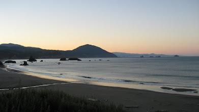 Photo: Sonnenaufgang am Pazifik