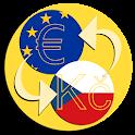 Czech Koruna Euro Converter icon