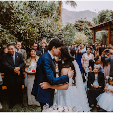 Wedding photographer Danae Soto chang (danaesoch). Photo of 21.02.2018