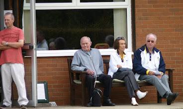 Photo: Clive Jeffrey, Steve Harvey, June & Frank Lay.
