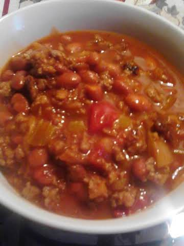 Bush's Chili bean Chili
