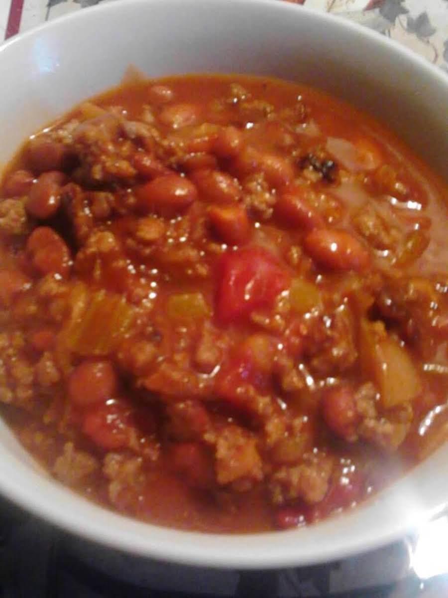 Bush S Chili Bean Chili Recipe Just A Pinch Recipes