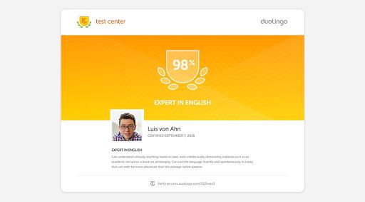 Duolingo English Test screenshot 10