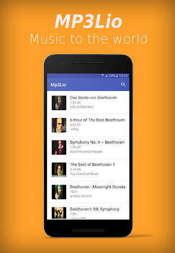 MP3Lio Music Download Free for PC