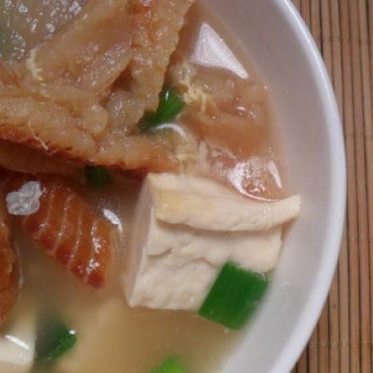 Bugeo Guk (Korean Dried Pollack Soup)