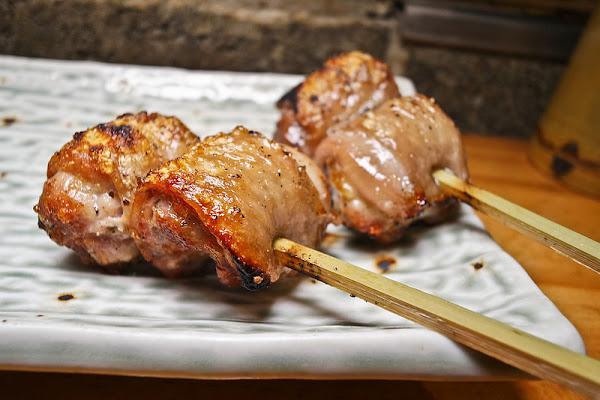 手串本舖,享受『不熟』的雞肉串燒, 仁愛路頂級焼き鳥