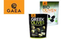 Angebot für GAEA Oliven im Beutel im Supermarkt - Gaea