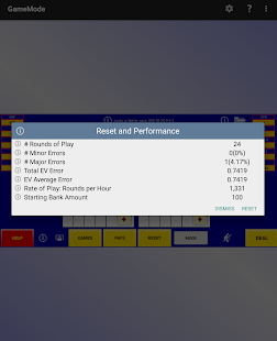 Play Perfect Video Poker Pro+- screenshot thumbnail
