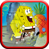 Sponge kick Zombies bob Run
