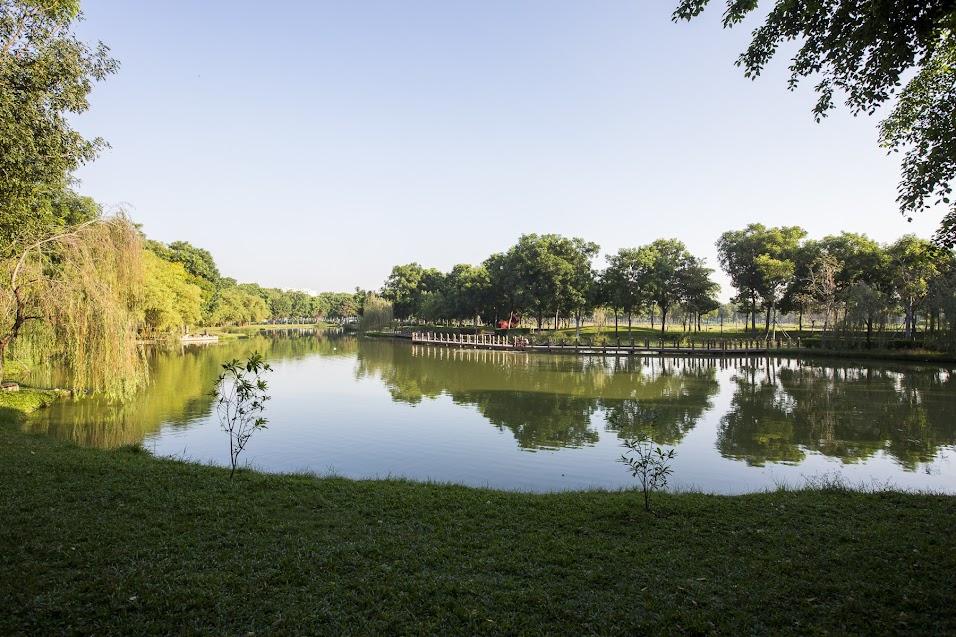 công viên celadon city