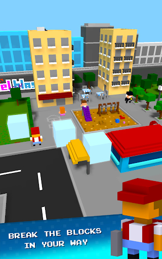 Télécharger Gratuit Pixel Blast 3D APK MOD (Astuce) screenshots 2