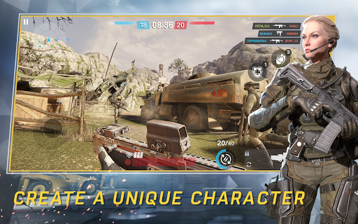 Warface: Global Operations u2013 PVP Action Shooter screenshots 18