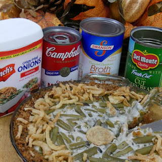 Campbells Cream Of Mushroom Soup Casserole Recipes
