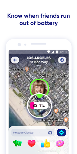 Zenly - Your map, your people 4.29.1 Screenshots 2