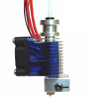 E3D All-metal v6 HotEnd Full Kit 1.75mm Universal (with Bowden add-on) (12v)
