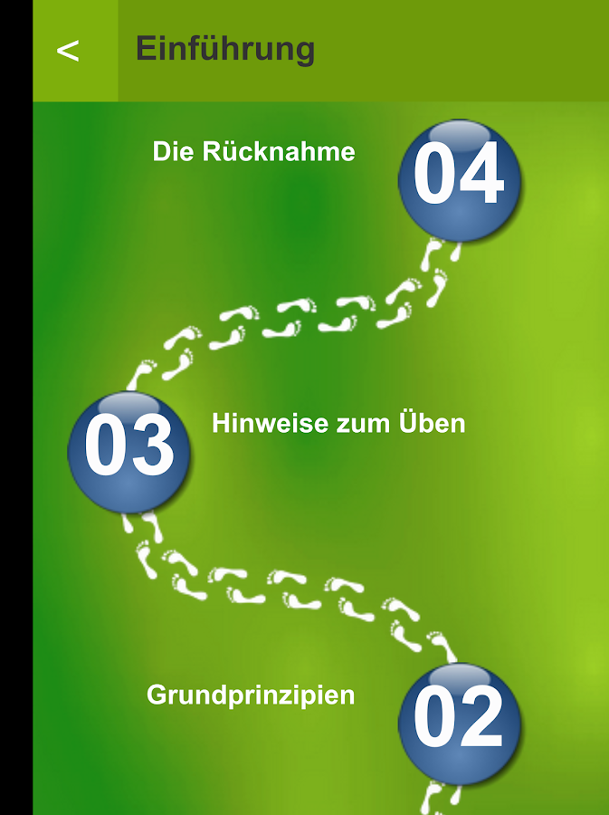 Autogenes Training Entspannung- screenshot
