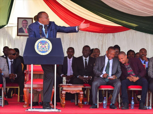 Babu Owino acknowledges Uhuru, accepts government projects