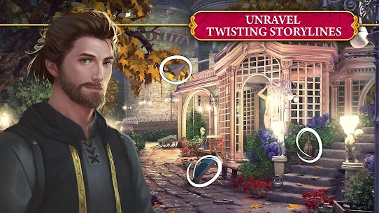 The Secret Society – Hidden Objects Mystery Mod Apk Download For Android and Iphone 4