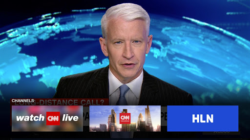 CNNgo for Android TV screenshot 1