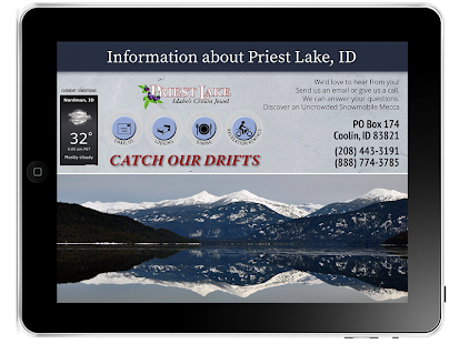 Priest Lake, ID- screenshot thumbnail