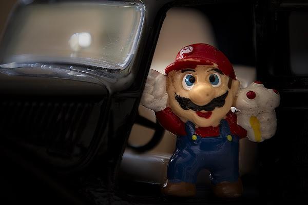 Super Mario di Nefti-Monica