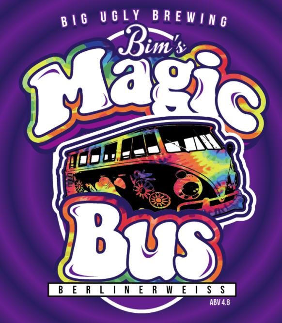 Logo of Big Ugly Magic Berliner Bus