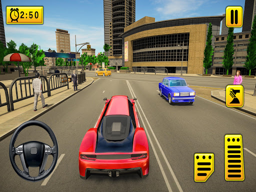 Limousine Taxi 2020: Luxury Car Driving Simulator android2mod screenshots 4