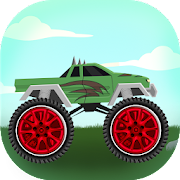 Monster Truck extreme 2 - Monster Truck Shooting