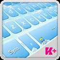 Além disso Keyboard Céu icon