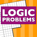 HARD Logic Problems - Classic Penny Dell Puzzles icon