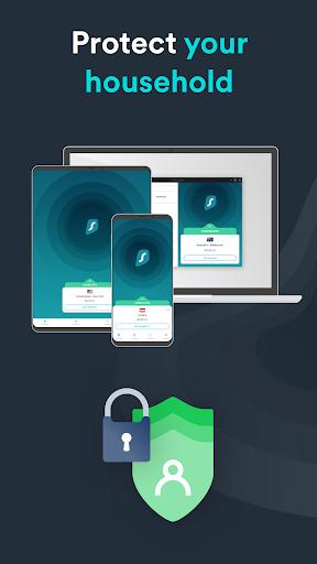 Surfshark VPN - Secure VPN for privacy & security 2.6.5 screenshots 7