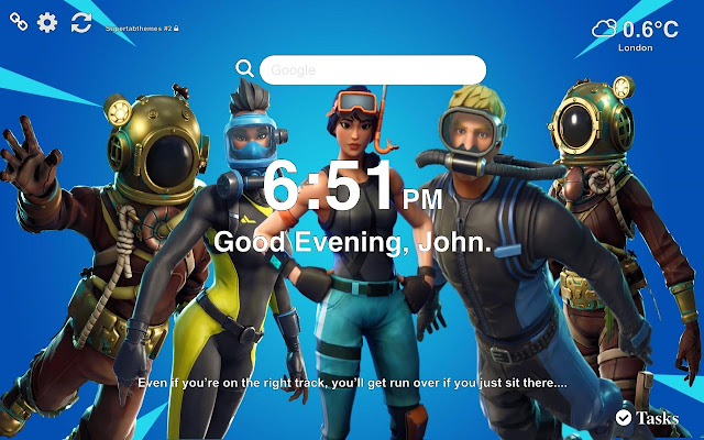 Snorkel Ops Fortnite Skin Wallpapers New Tab