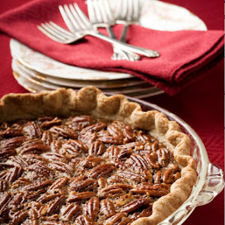 Sharing Family Traditions, Pecan Pie Recipe