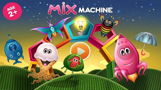 The Mix Machine
