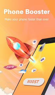Total Cleaner - Junk Cleaner & Phone Booster - náhled