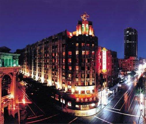 Jin jiang New Asia hotel Shanghai