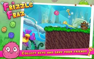 Screenshot of Frizzle Fraz