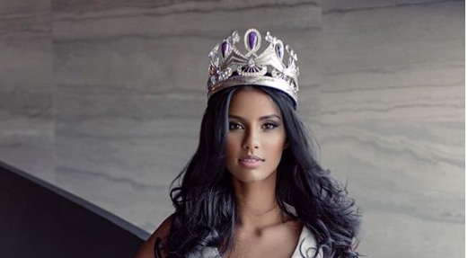 Tamaryn Green goes full steam ahead with Miss SA duties