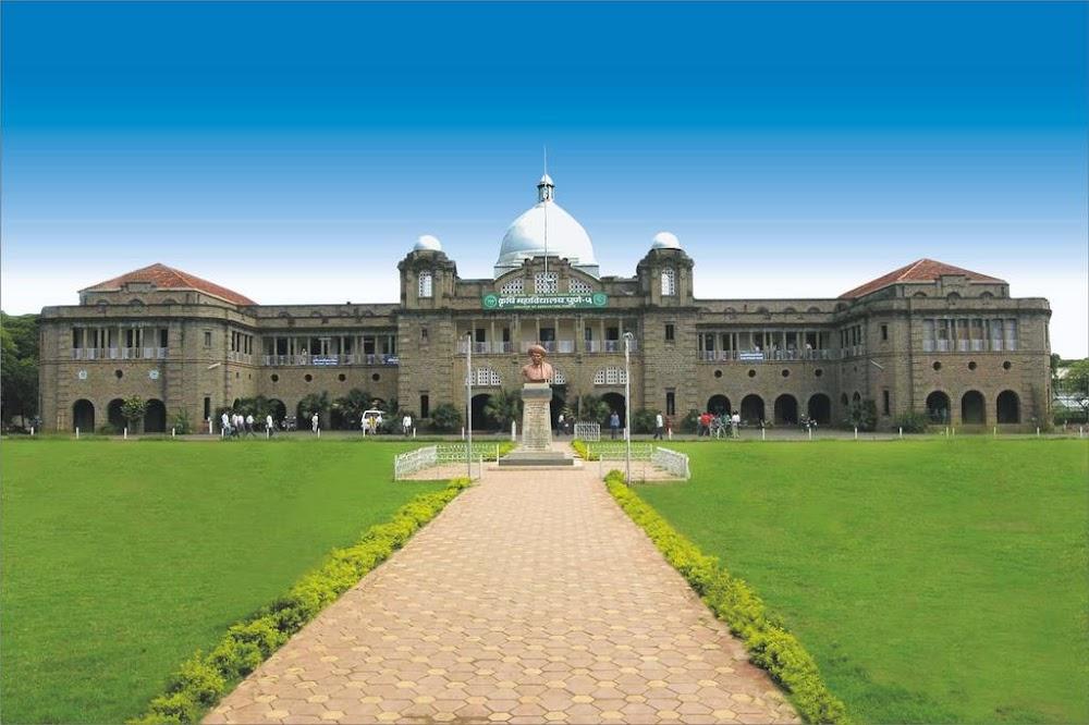 best-running-tracks-trails-pune+University_of_Pune_Campus_image