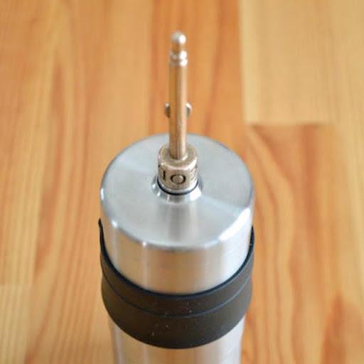 コーヒー(お茶)ミル用 ハンドミキサーアタッチメント(五角形穴) CHP
