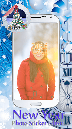 玩生活App|新年照片贴纸编辑免費|APP試玩