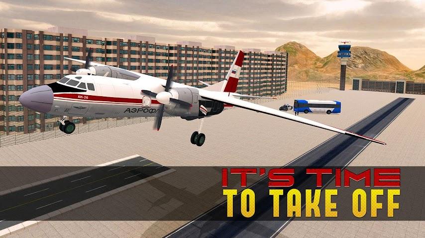 android Jail Criminals Transportflug Screenshot 3