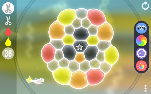 Tiny Bubbles - screenshot